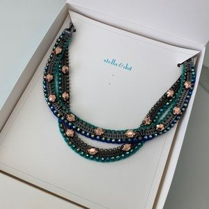 NEW Stella and Dot Mercury Necklace